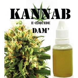 E-liquide cannabis DAM' 10Ml