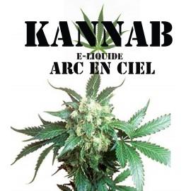 E-liquide cannabis ARC EN CIEL15Ml