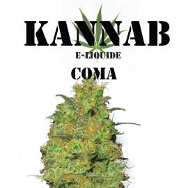 E-liquide cannabis COMA 15Ml
