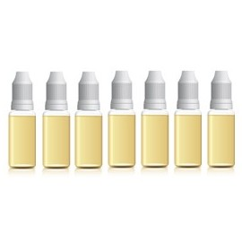 PACK 7 fioles e liquide CBD à choisir 10 ml