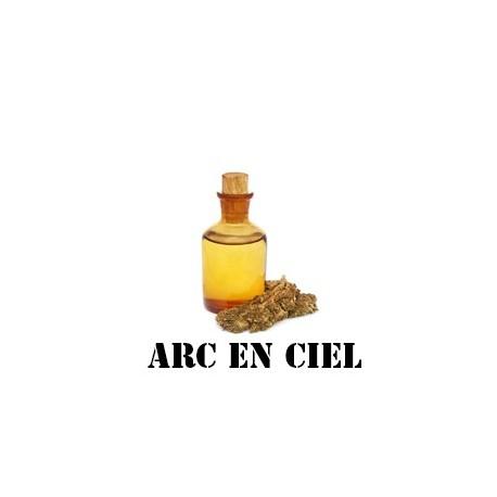 E-liquide cannabis CBD ARC EN CIEL (K3) 10ml