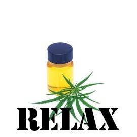 E-liquide cannabis CBD RELAX (K2) 10ml