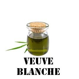 E-liquide cannabis THC VEUVE BLANCHE (K7) 10ml