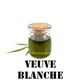 E-liquide CBD VEUVE BLANCHE 50