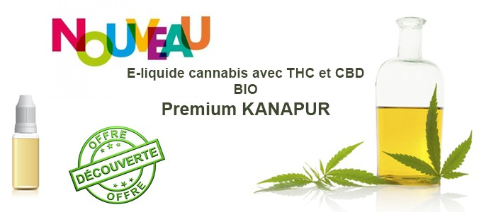 .Slider cigarette eliquide cannabis avec THC